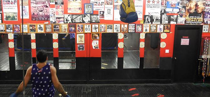 Backbone of New Brunswick: Brunswick Boxing and Fitness Club