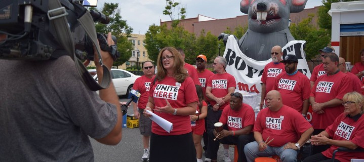 Union Ready To Strike Against Carl Ichan and Taj Mahal Casino If Necessary