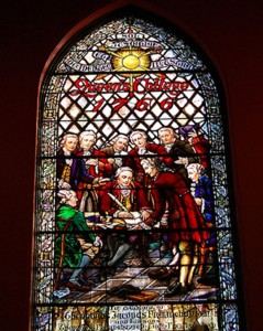 Kirkpatrick_Chapel_1766_Rutgers_Charter_Window_New_Brunswick_NJ