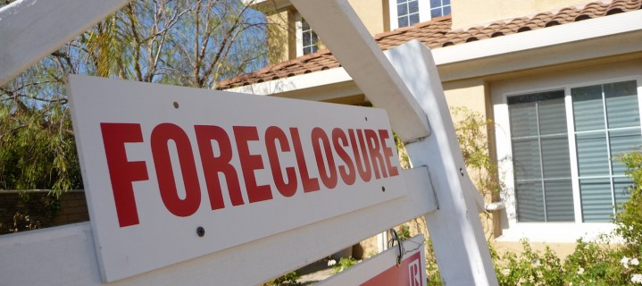 New Jersey Foreclosure Rates are the highest in the Nation