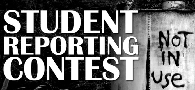 Student Environmental Reporting Contest