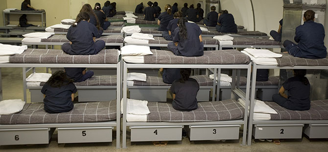 Immigrant Women Detained In Texas Go On Hunger Strike